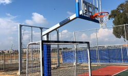 מתקנים לאולמות ספורט